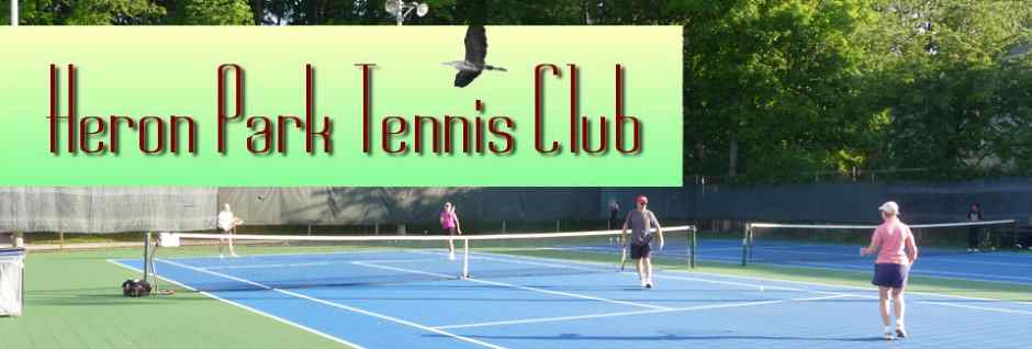 Heron Park Tennis Club Home News